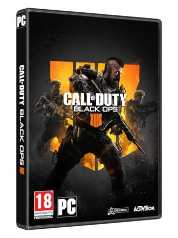 Call Of Duty: Black Ops 4, PC -peli
