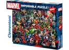 IMPOSSIBLE-PALAPELI 1000 PALAA, Marvel