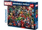 IMPOSSIBLE-PALAPELI 1000 PALAA, Marvel