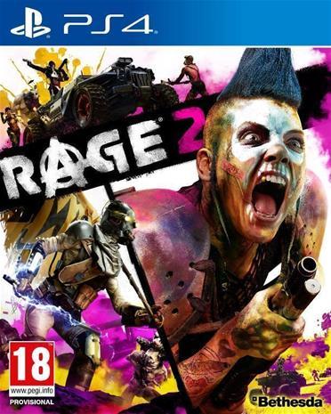 Rage 2, PS4 -peli