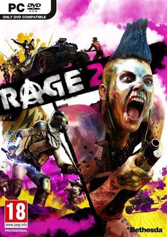 Rage 2, PC -peli