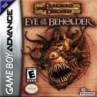Dungeons & Dragons: Eye of the Beholder, GBA -peli