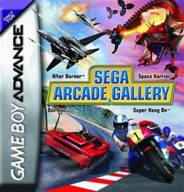Sega Arcade Gallery, GBA -peli