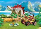 Playmobil The Explorers 9432, Enemy Quad with Triceratops