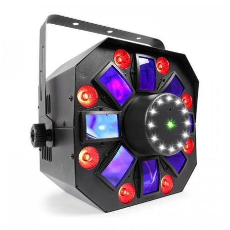 MultiAcis IV - LED-valonheitinpari