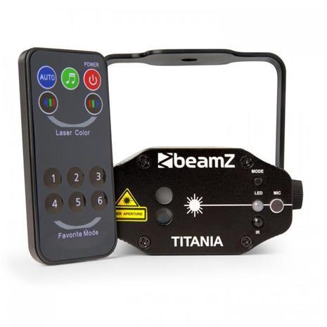 Titania Double - laserprojektori
