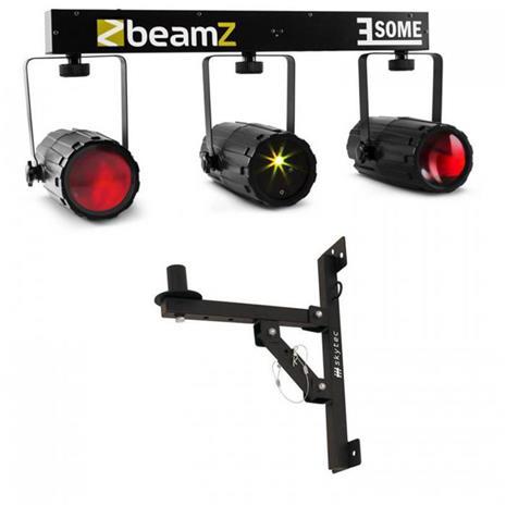 3 Some Laser - LED-valotehostesetti