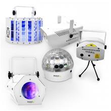 White Light Party II - LED-valotehostesetti