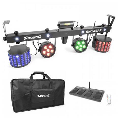 ShowBar - LED-valotehostesetti