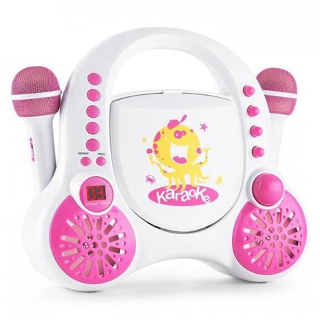 Rockpocket-A PK - lasten karaokelaitteisto