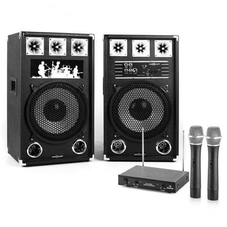STAR-12A - karaokelaitteisto