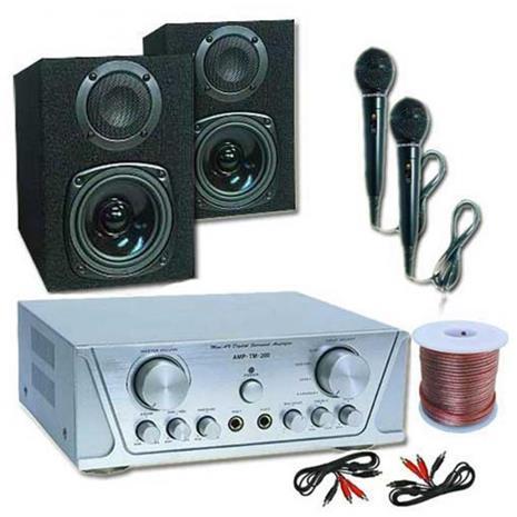HVA 200 - karaokelaitteisto
