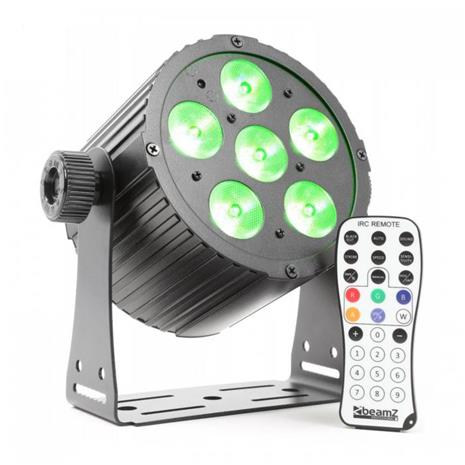 BAC406 ProPar - LED-PAR-valonheitin