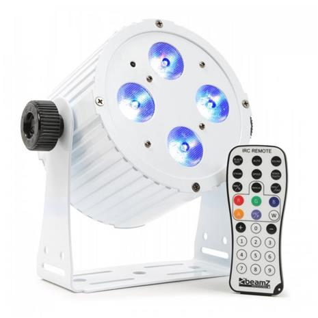 BAC404 ProPar - LED-PAR-valonheitin