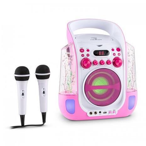 Kara Liquida - lasten karaokelaitteisto