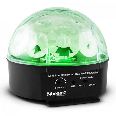 Starball - LED-valotehoste
