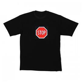 STOP - LED-T-paita