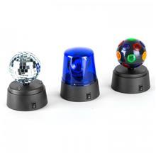 Lighty-Party - LED-valotehoste
