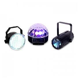 Light Package 1 - LED-valotehostesetti