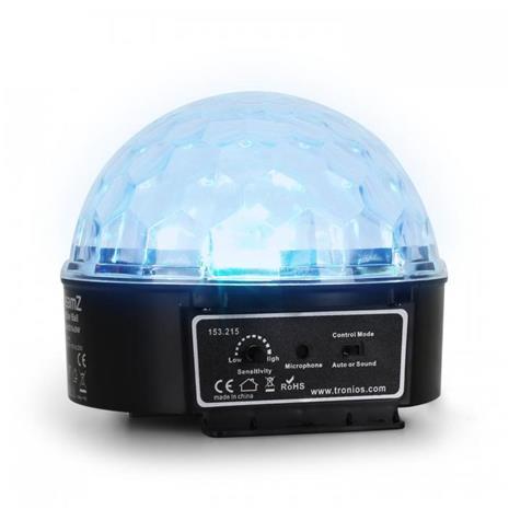 Mini Star - LED-valotehoste
