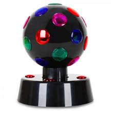 Disco-Ball-4-B - LED-valotehoste