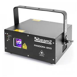 Pandora 1200 TTL - laserprojektori