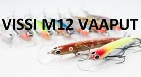 Vissi M12 vaappu, Väri 910