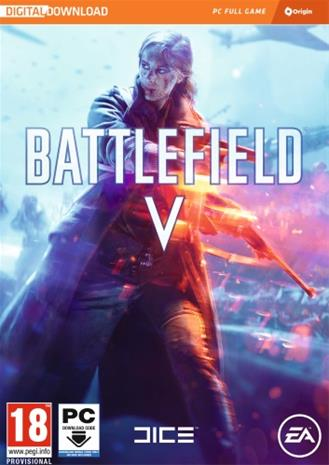 Battlefield 5 (V), PC-peli