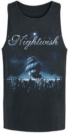 Nightwish Woe To All Tank-toppi musta