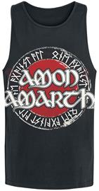 Amon Amarth One Against All Tank-toppi musta
