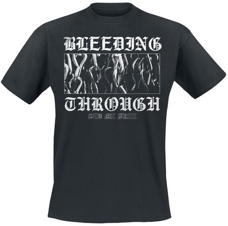 Bleeding Through Set me free T-paita standard
