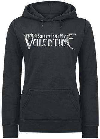 Bullet For My Valentine Raven Naisten huppari musta