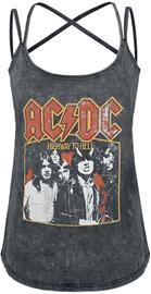 AC/DC EMP Signature Collection Naisten toppi harmaa