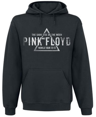 Pink Floyd Dark Side - World Tour Huppari musta