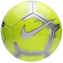 Nike Jalkapallo Pitch Just Do It - Neon/Hopea