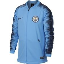 Manchester City Treenitakki Anthem - Sininen/Navy Lapset