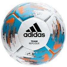 adidas Jalkapallo Team Replique - Valkoinen/Turkoosi
