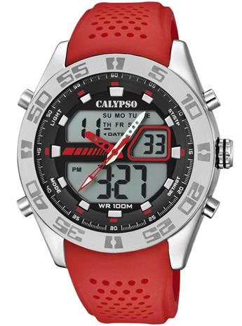 Calypso Stal Digital/Analog K5774/2
