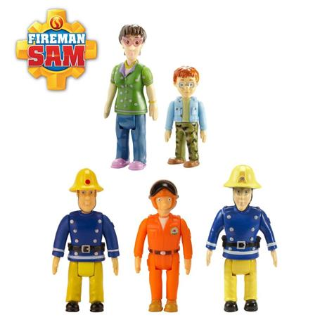 Fireman Sam - 5 figure Pack