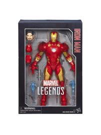 Hasbro Marvel AVN 12- Legends Figure - Iron Man
