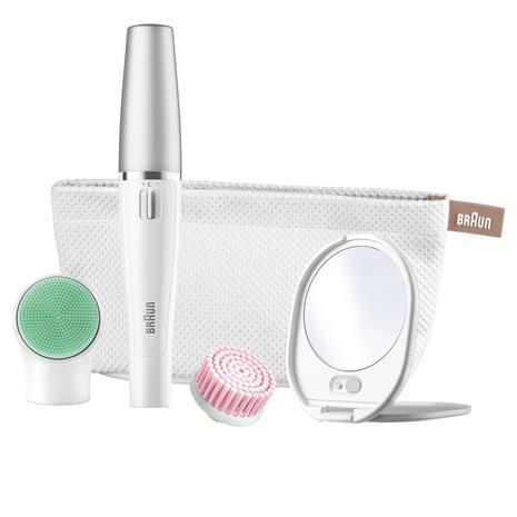 Braun 3-in-1 FaceSpa SE853V, epilaattori-kasvohoitolaite