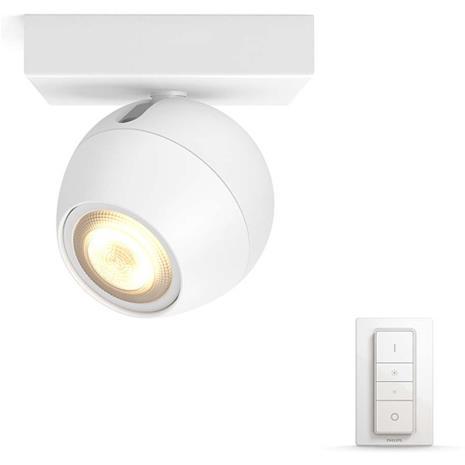 Philips Hue White Ambiance Buckram 50471/31/P7, älyohjattava spottivalaisin 5,5 W