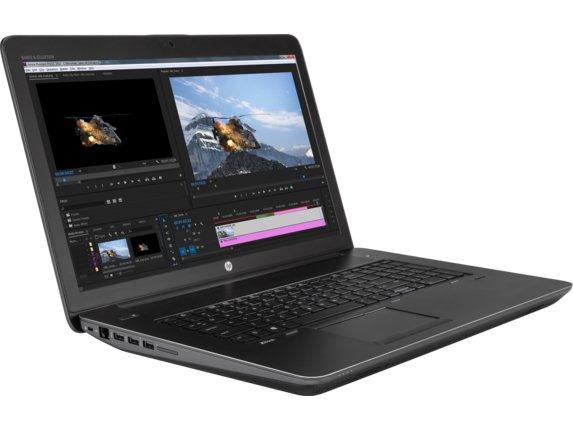 """HP ZBook 17 G4 2ZB76EA#AK8 (Xeon E3-1535Mv6, 64 GB, 512 GB SSD, 17,3"""", Win 10 Pro), kannettava tietokone"""