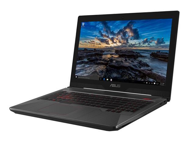 """Asus FX503VM-EN184T (Core i5-7300HQ, 8 GB, 256 GB SSD, 15,6"""", Win 10), kannettava tietokone"""