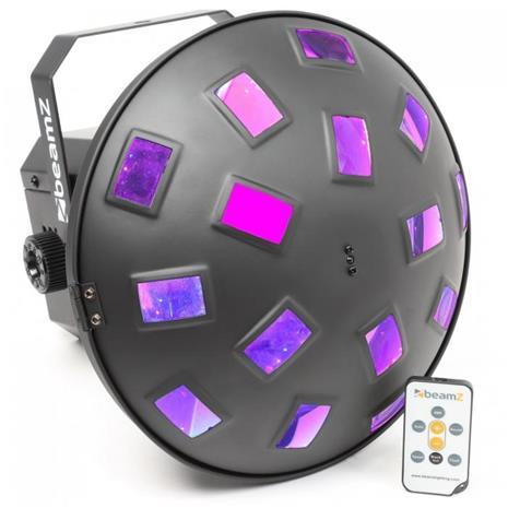 Mushroom II - LED-valotehoste