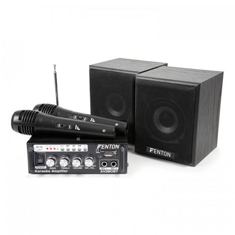 AV380BT - karaokelaitteisto