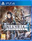 Valkyria Chronicles 4, PS4 -peli