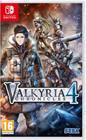 Valkyria Chronicles 4, Nintendo Switch -peli