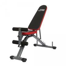TITAN bench, adjustable,