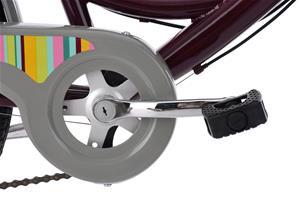 "24"" Children's Bike Girls ""GURLZ"" Purple 6 Speed New Kids' Bike 147K"